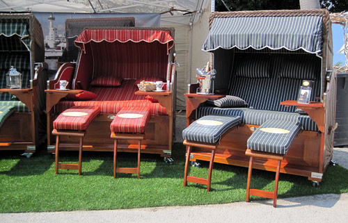 jardin mobilier luxe