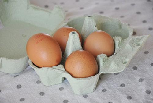 Comment décoder le code des oeufs pour connaître les conditions d'élevage des poules