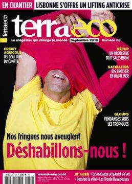 magazine Terra Eco