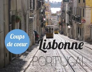 Lisbonne coups de coeur