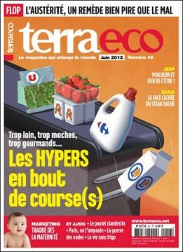 magazine écolo Terra Eco