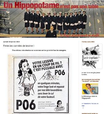 Hippopotable, un blog décalé