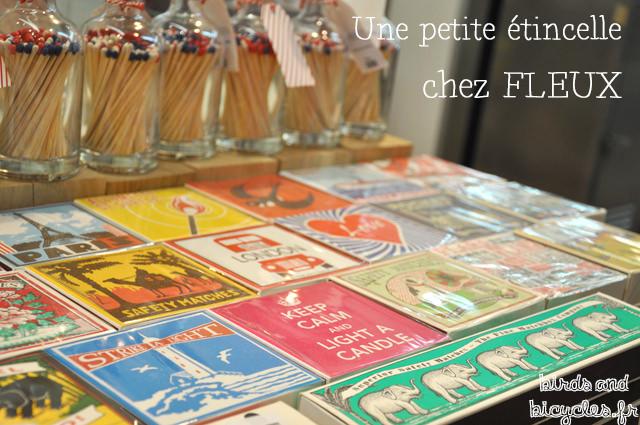Une boutique déco chouette à Paris: Fleux