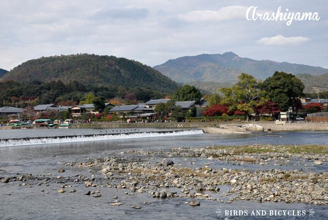 Quartier d'Arashiyama, Kyoto