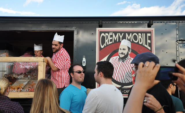 Food truck Montréal