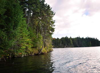 Lac-Mont-tremblant