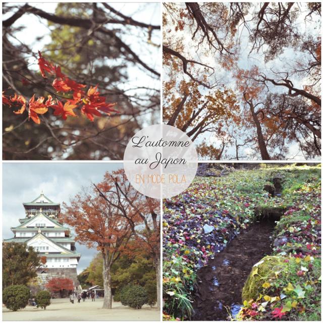 Pola - L'automne au Japon