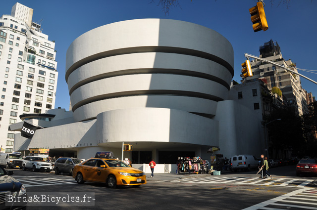Guggenheim Museum - New-York
