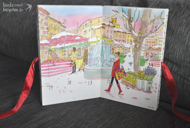 Calendrier de l'Avent L'Occitane X My Little Paris