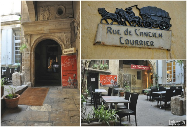 Restaurant à Montpellier - Ancien Courrier