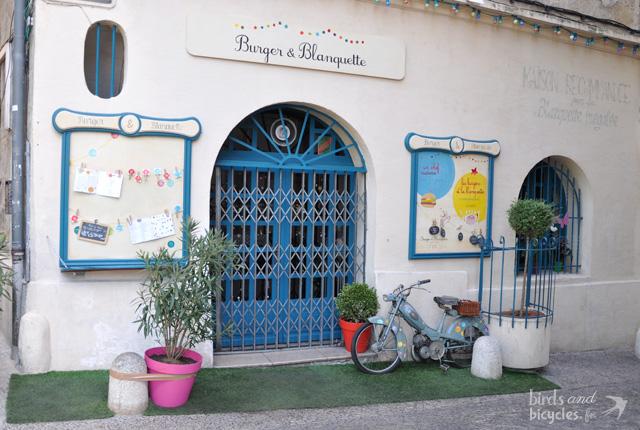 Burger et Blanquette - Restaurant à Montpellier