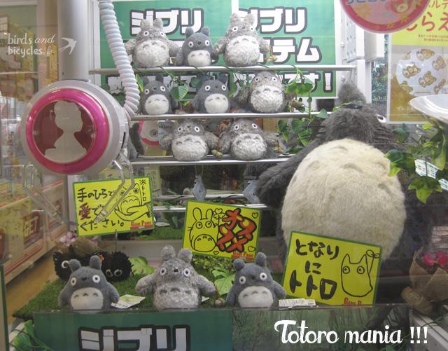 Totoro en peluche