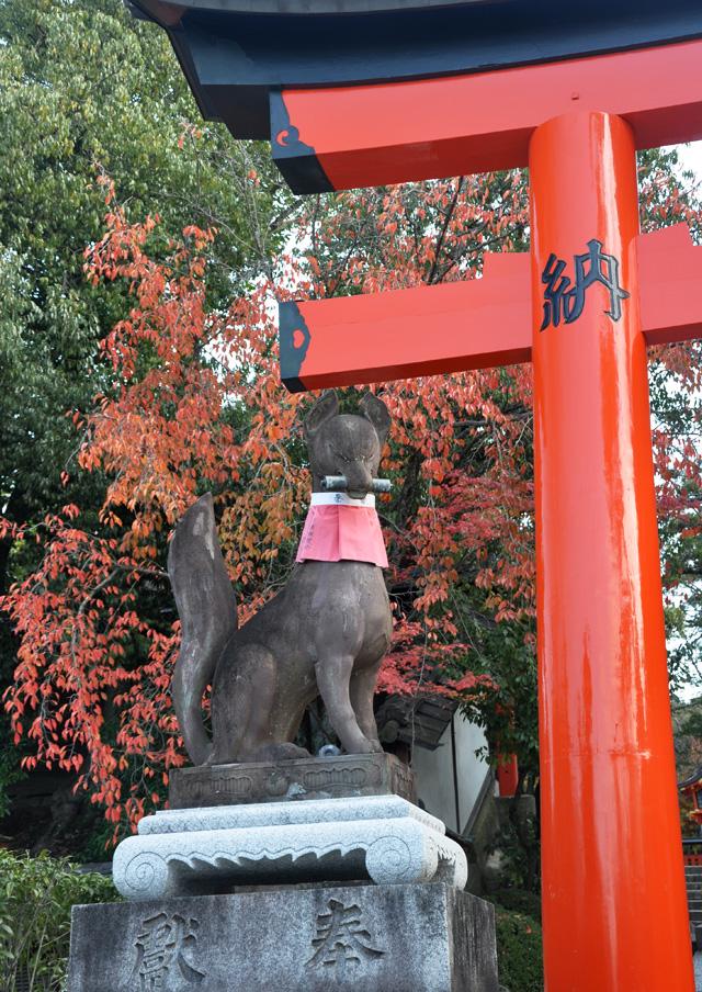 Temple au Japon - Fushimi Inari (6)