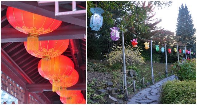 Jardin chinois de Montréal