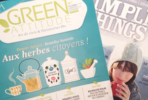 magazines green & lifestyle