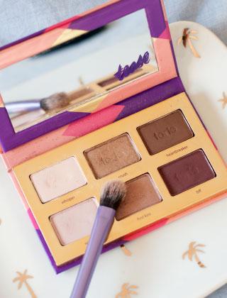 Mes jolies palettes de maquillage nude - ma petite collection sur le blog - Jolies Choses