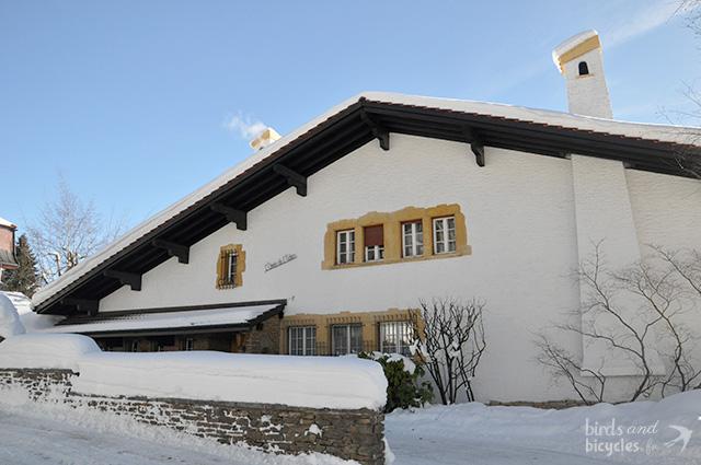 Chaux de Fonds - escapade en Suisse