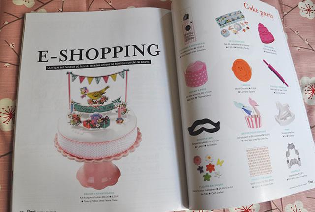 Pages shopping de Flow