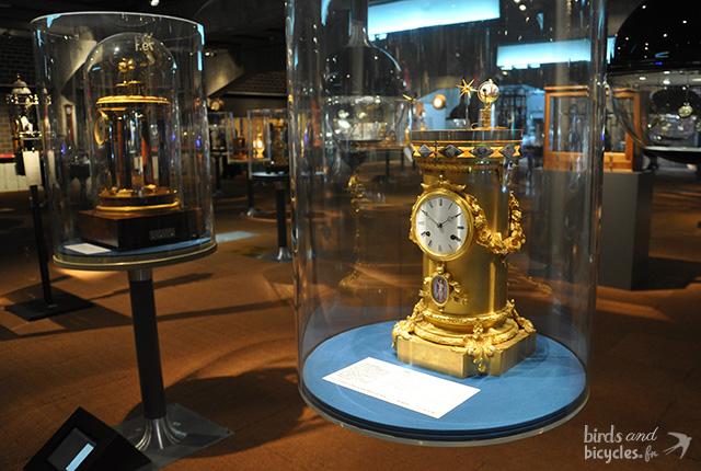 Musée de l'horlogerie - Chaux-de-fonds - escapade en Suisse