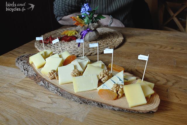 visite fromagerie à neuchâtel