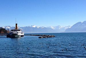 Escapades en Suisse romande