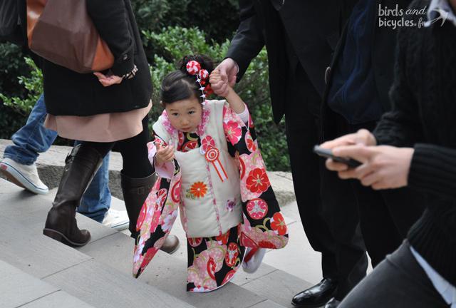 Kimonos japonais et enfants en kimono (2)