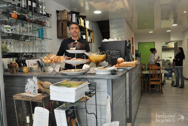 La Coutinelle - sans gluten - Montpellier