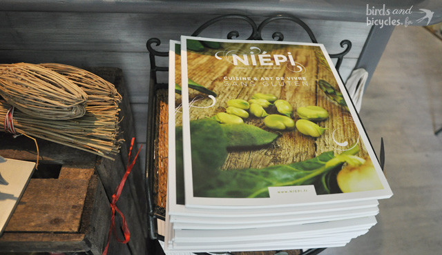 Niépi  magazine sans gluten