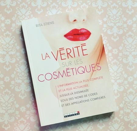 Vous aussi déchiffrez les étiquettes avec le livre La Vérité sur les cosmétiques !