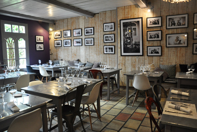 Salle du restaurant biterrois La Maison de Petite Pierre (2)