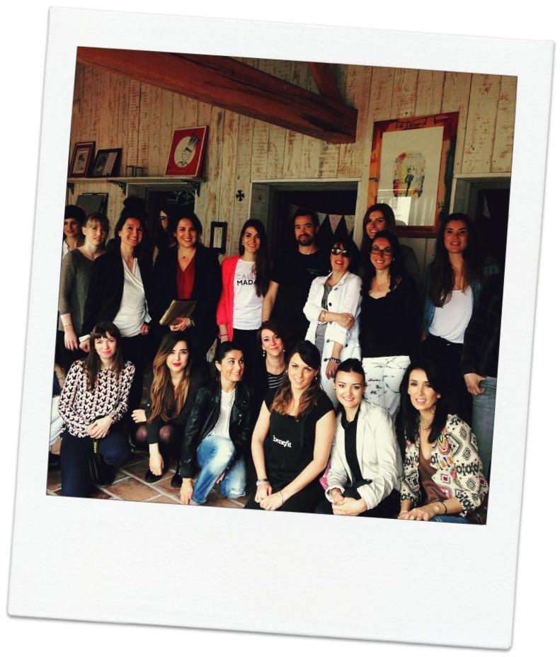 Rencontre blogueuses chez la Maison de Petit Pierre, Béziers