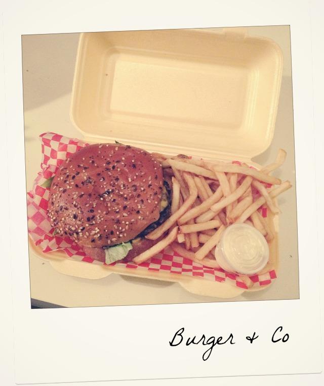 Burger & Co Hamburgers à l'emporter à Montpellier