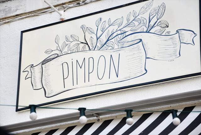 Chez Pimpon à Montpellier, un restaurant de produits frais et inventif pour lequel j'ai eu un coup de coeur!