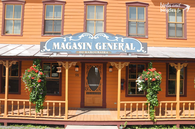 Le Magasin Général de Kamouraska et ses produits gourmands