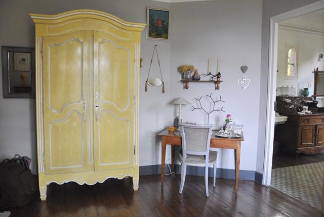 Au bed and breakfast Villa Delphina