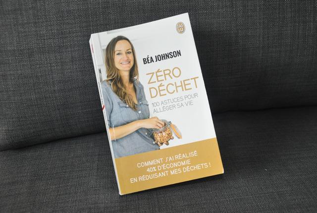 """Avis sur le livre """"Zéro Déchets""""! #greenattitude"""