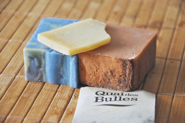 Savon artisanal du Québec: Le Quai des Bulles