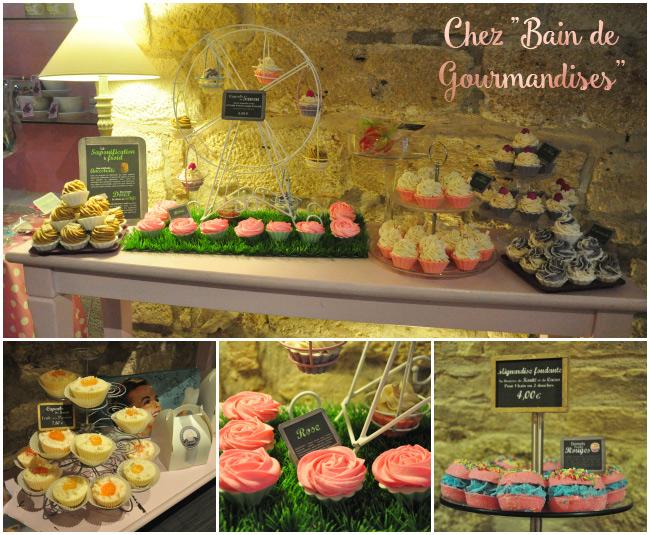 Jolie boutique de bain à Montpellier