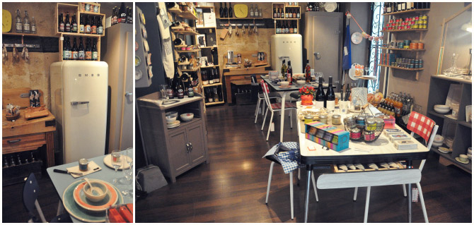 Boutique ap ro d co montpellier birds and bicycles - Magasin deco montpellier ...