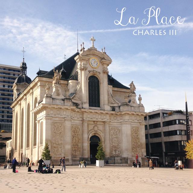Eglise Saint Sébastien à Nancy