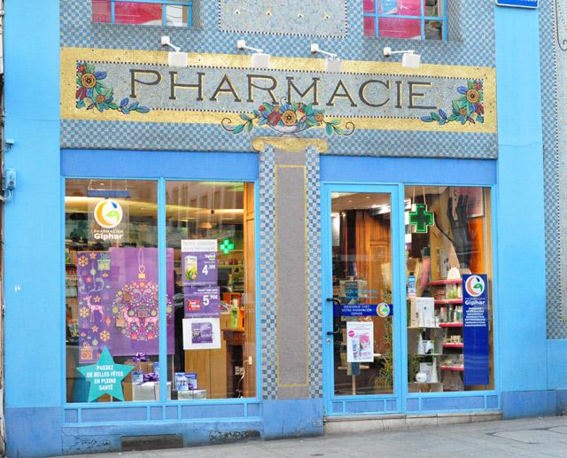 Pharmacie-nancy