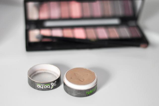 Maquillage: un soupçon de bio