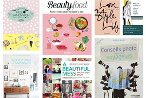 Livres de blogueuses