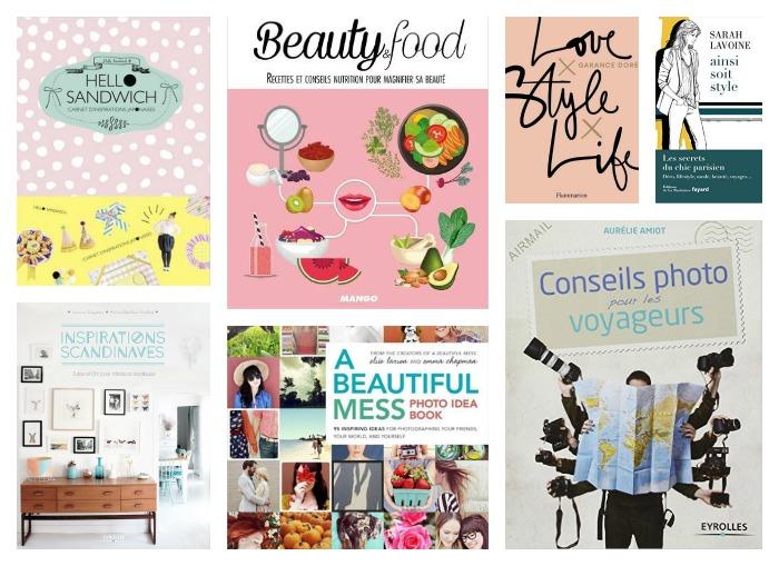 Wishlist livres de blogueuses