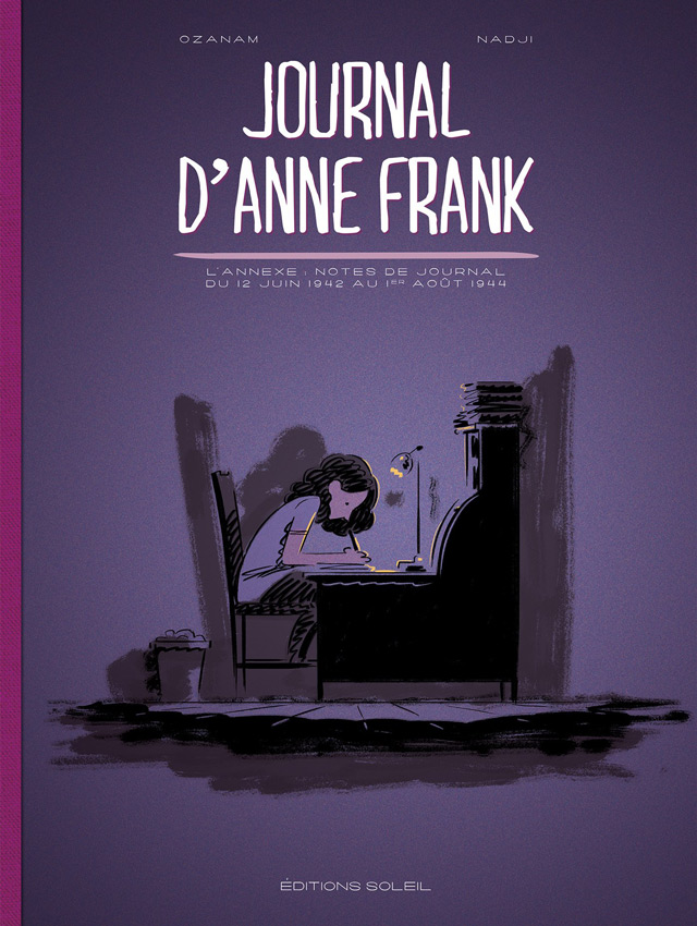Le Journal d'Anne Frank en BD