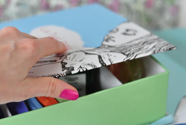 Blog à Nancy Birds & Bicycles: On ouvre la Thé Box