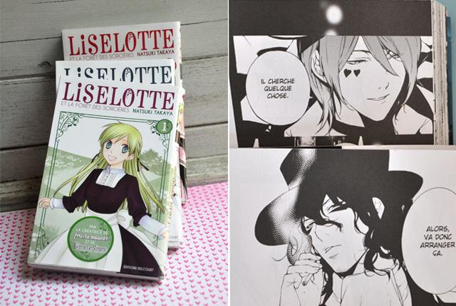 On lit des manga sur Birds & Bicycles