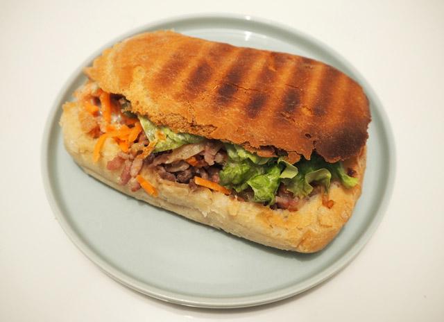 Le sandwich de Gaston le Bûcheron - Adresses à Nancy