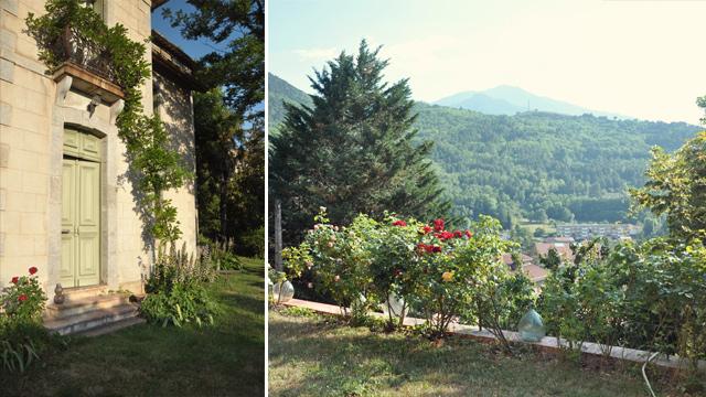 Adresse à Vernet-les-Bains: chambre d'hôtes