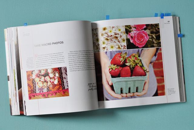 Le livre de conseils photo de A Beautiful Mess